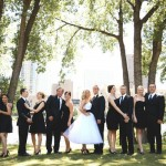 Wedding Party - Clewell Photography