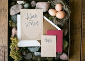 Erin Johnson Photography - Invitations